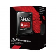 A8-7650K 4 cores 3.3GHz (3.8GHz) Radeon R7 Black Edition Box with quiet cooler