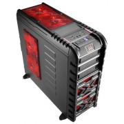 Aerocool Strike X GT Devil Red Midi-Tower Nero, Rosso