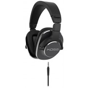 Koss Pro4S Full Size Studio Headphones Black with Silver Trim