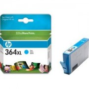HP 364XL (CB323EE) Cyan Ink Cartridge