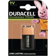 Duracell Rechargeable 9V 1 Stk (HR9V)