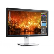 "DELL Professional P2415Q 23.8"" 4K Ultra HD IPS Black,Silver computer monitor"