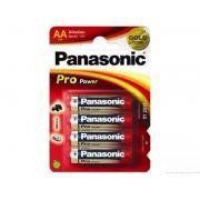 Baterie Panasonic Pro Power Alkaline LR6 AA Blister 4 buc