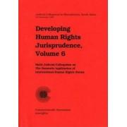 Developing Human Rights Jurisprudence by Commonwealth Secretariat