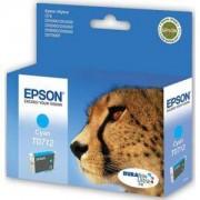 EPSON STYLUS ( T0712 ) D78/DX4000/DX4050/DX500DX5050/DX6000/DX6050 - Cyan - C13T07124010