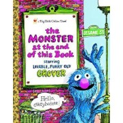 The Monster at the End of This Book: Sesame Street by Jon Stone
