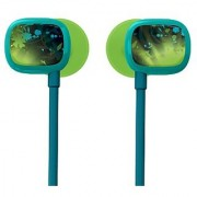 Ultimate Ears 100 Noise-Isolating Earphones - Jade Guitar Green/Blue