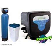 Dedurizator bi-bloc 40 litri rasina regenerare volumetrica