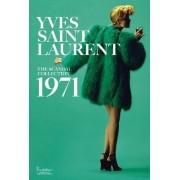 Yves Saint Laurent by Olivier Saillard