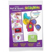 Shrinky Dinks Frosted Ruff n' Ready 10 Sheet Creative Pack