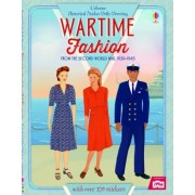 Historical Sticker Dolly Dressing Wartime Fashion (1939-1945) by Rosie Hore