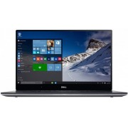 Ultrabook DELL XPS 15(9550) Intel Core i7-6700HQ, 15.6'' FHD InfinityEdge, 16GB DDR4, 512GB SSD, GeForce GTX 960M 2GB, Win 10 Home, Silver