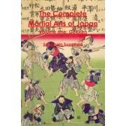 The Complete Martial Arts of Japan Volume One by Sadamoto Sugawara