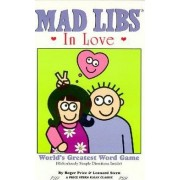 Mad Libs in Love by Roger Price