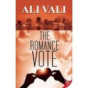 The Romance Vote by Ali Vali
