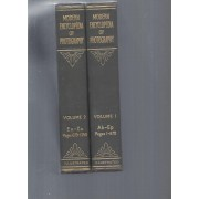 The Modern Encyclopedia Of Photography -En 2 Volumes -Illustrated -(Ab-Ep / Ex-Zo)