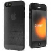 Husa de protectie Cygnett Polygon Ultra-Slim pentru iPhone SE/5s/5, Clear