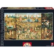 Educa 14831 9000 Il Giardino Delle Delizie - H. Bosch