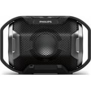 Boxa Portabila Bluetooth Philips ShoqBox SB300B Neagra