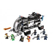 LEGO Movie Super Secret Police Batman Ninja Swat Emmet 854 Pieces