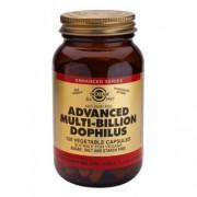 SOLGAR Advanced Multi-Billion Dophilus 120 Cápsulas