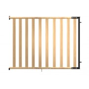 Reer SH114 Stair Gate Jonas, Wood Door, for Door Frame - The Staircase etc. from 75 to 45 ""