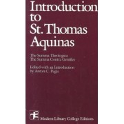 Introduction to St Thomas Aquinas by St Thomas Aquinas