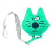 Bebe Confort cutie/lantisor pentru suzete verde