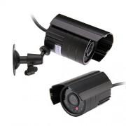 24 LED Cámara Seguridad CCTV 480 TV PAL Vigilancia Visión Nocturna