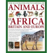 The Illustrated Encyclopedia of Animals of Africa, Britain and Europe by Michael Chinery