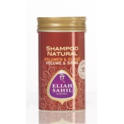 Sampon pudra natural din nuci de sapun pentru volum si stralucire Eliah Sahil 100g