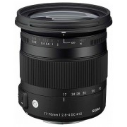 Sigma AF 17-70mm f/2.8-4 DC Macro OS HSM Contemporary (Canon)