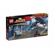 LEGO Marvel Super Heroes 76032 - Преследване в града с Куинджет на Отмъстителите