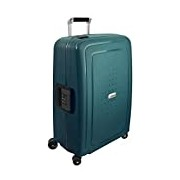 Samsonite Suitcase S'cure DLX Spinner 69/25 69 cm, 79 Litres, green (metallic green)