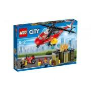 LEGO® City 60108 - Feuerwehr-Löscheinheit