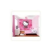 Tapet pentru copii Hello Kitty