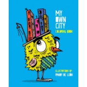 My Own City, Coloring Book