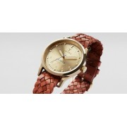 TRIWA Gold Lansen Watch Brown