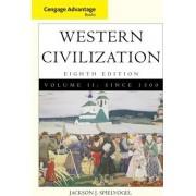 Cengage Advantage Books: Western Civilization: Since 1500 Volume II by Jackson J. Spielvogel