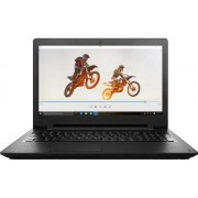 "Laptop Lenovo IdeaPad 110-15 (Procesor Intel® Core™ i7-6498DU (4M Cache, up to 3.10 GHz), Skylake, 15.6"", 4GB, 1TB, AMD Radeon R5 M430@2GB, Wireless AC, Negru)"