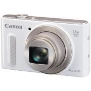Aparat Foto Digital Canon PowerShot SX610 HS (Alb), Filmare Full HD, 20.2MP, Zoom Optic 18x, Wi-Fi