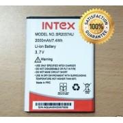 Adquid Battery Compatible For Intex Aqua i5 HD BR2057AU 2000 MAH