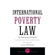 International Poverty Law by Lucy Williams