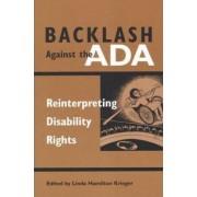 Backlash Against the ADA by Linda Hamilton Krieger