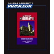 Pimsleur Modern Hebrew II by Pimsleur