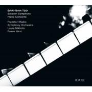 Muzica CD - ECM Records - Erkki-Sven Tuur: 7th Symphony / Piano Concerto