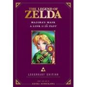 The Legend of Zelda: Majora's Mask / A Link to the Past: Vol. 3 by Akira Himekawa