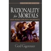 Rationality for Mortals by Director Gerd Gigerenzer
