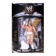 WWE - Sabu Figure - Classic Super Stars - Collector Series #10 - Wrestlemania Ticket Promo - Limited Edition - Mint - Collectible - (O)