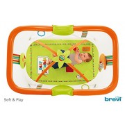 "'Brevi 587518 Soft & Play Activity Center - Diseño ""Best friends, multicolor"